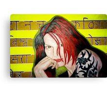 """Charlie Drown""  Canvas Print"
