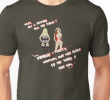 cookies and sherry Unisex T-Shirt