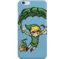Legend Of Zelda - Flying Away iPhone Case/Skin