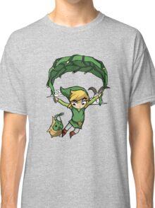 Legend Of Zelda - Flying Away Classic T-Shirt