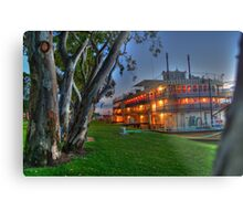 Murray Princess - Mannum Metal Print