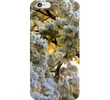 Whispering Pines iPhone Case/Skin