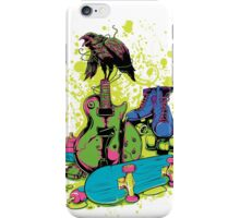 Rock`N Roller iPhone Case/Skin