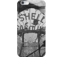 Shell Sign iPhone Case/Skin