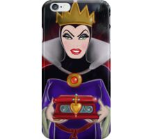 Evil Queen from Snow White iPhone Case/Skin