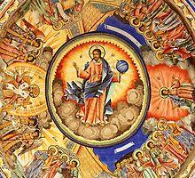 A Rila Monastery Fresco, Bulgaria by atomov