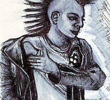My Punk by DreddArt