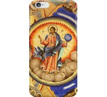 A Rila Monastery Fresco, Bulgaria iPhone Case/Skin