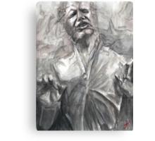 Han in Carbonite Canvas Print