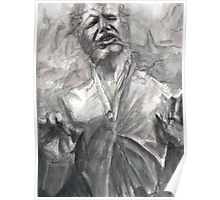 Han in Carbonite Poster