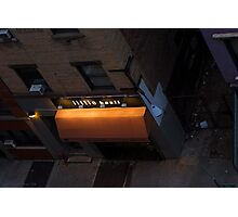 Little Basil, Broadway Alley Photographic Print