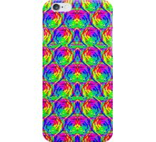 sd Swirly Colors 1G  iPhone Case/Skin