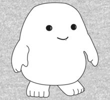 Adipose Alternate Design One Piece - Long Sleeve
