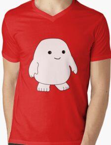 Adipose Alternate Design Mens V-Neck T-Shirt