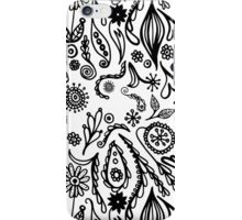 doodle pattern iPhone Case/Skin