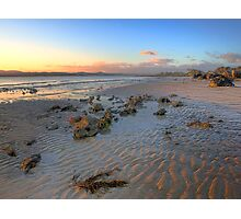 Shearwater Beach Photographic Print