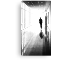 Being Alone Doesn't Mean You're Free Canvas Print
