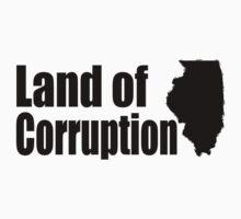 Land of Corruption by brattigrl