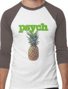 Psych Men's Baseball ¾ T-Shirt