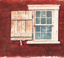 Window I by JGFineArt