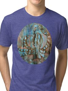 Gilded Creatures Tri-blend T-Shirt