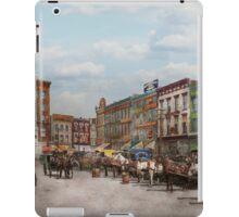 City - Norfolk Va - Hardware and Liquor - 1905 iPad Case/Skin