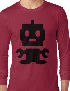 Big Robot Long Sleeve T-Shirt