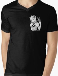Gothic Lolita: Butterfly Mens V-Neck T-Shirt