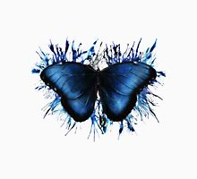 Blue Fire - Butterfly Splash Unisex T-Shirt