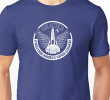 Battlestar Galactica - Fighting Angels Viper Squad Unisex T-Shirt