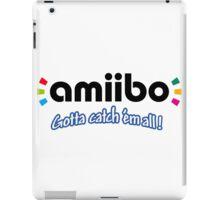 Amiibo - Gotta Catch 'em All iPad Case/Skin