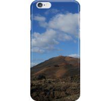 Parque nacionales de Timanfaya, Lanzarote, Spain iPhone Case/Skin