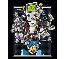 Console Master Robots Photographic Print