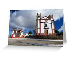 Santa Maria, Azores Greeting Card