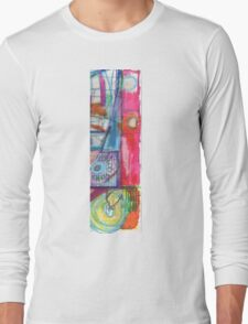THE ALTERNATIVE VIEW OF THE UNIVERSE(C1998) Long Sleeve T-Shirt