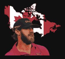 Graham DeLaet Canada's PGA King T-Shirt