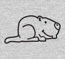 Comic marmot One Piece - Short Sleeve