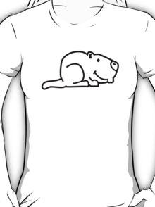 Comic marmot T-Shirt
