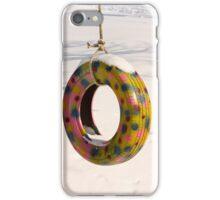 Tire Swing in Winter iPhone Case/Skin