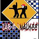Jabbawokeez against J-walkers of the World by Dcraze
