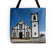 Church in Azores islands Tote Bag