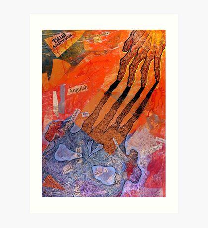 Titus Andronicus poster Art Print