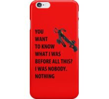 Daryl Dixon. iPhone Case/Skin