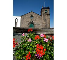 Sao Miguel Arcanjo church Photographic Print