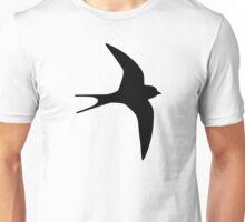Swallow bird Unisex T-Shirt