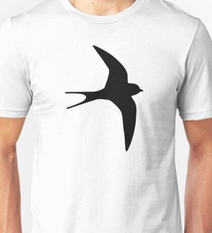 Swallow bird Unisex T-Shirt