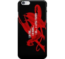 Smaug Fire Death Tea Humor iPhone Case/Skin