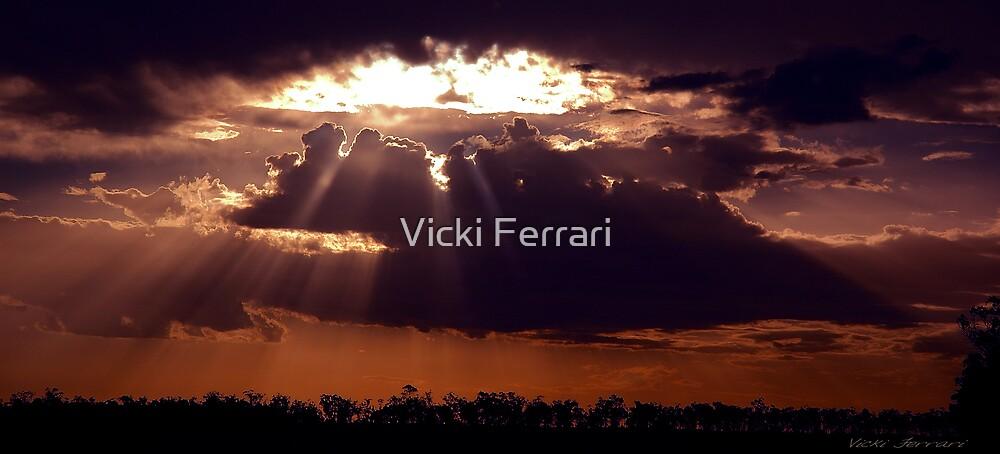 Hole In The Sky  © by Vicki Ferrari
