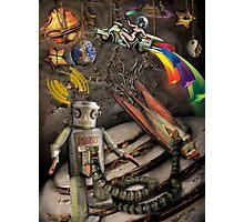 Interplanetary Craft Photographic Print