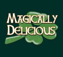 Magically Delicious Tee by BluAlien